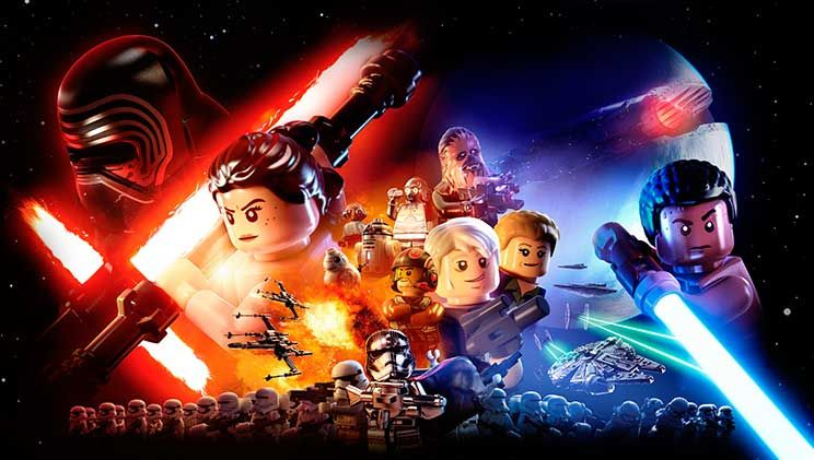 Lego Star Wars regalo